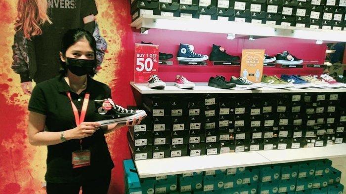 DISKON di Batam - Sport Station Promo 50 Persen untuk Brand Ternama, Cek Disini