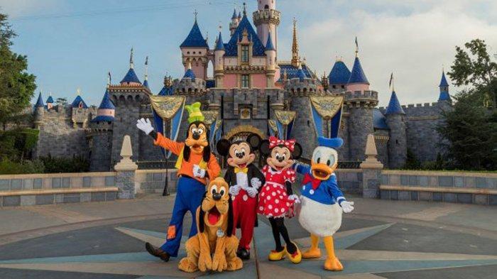 Disneyland & Universal Studios Minta California Buka Taman Hiburan Lagi, Ancam Puluhan Ribu Pekerja