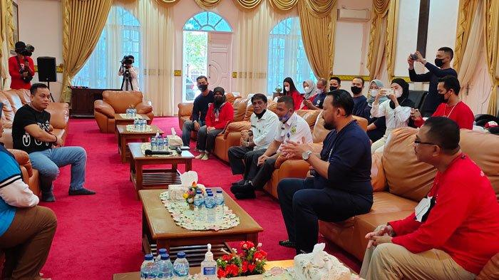 Promosi Pariwisata Lingga, Dispar Kepri Bahas Famtrip Bareng Bupati Muhammad Nizar
