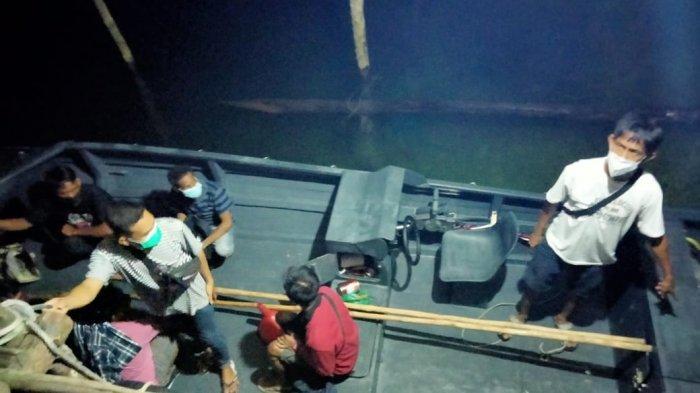 Ditpolairud Polda Kepri Gagalkan Pengiriman TKI Ilegal di Bintan, Tiga Tersangka