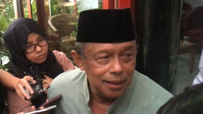 Kivlan Zen & Eggi Sudjana Pimpin Massa Geruduk KPU Hari ini, BPN Prabowo-Sandi Bilang Nggak Tahu