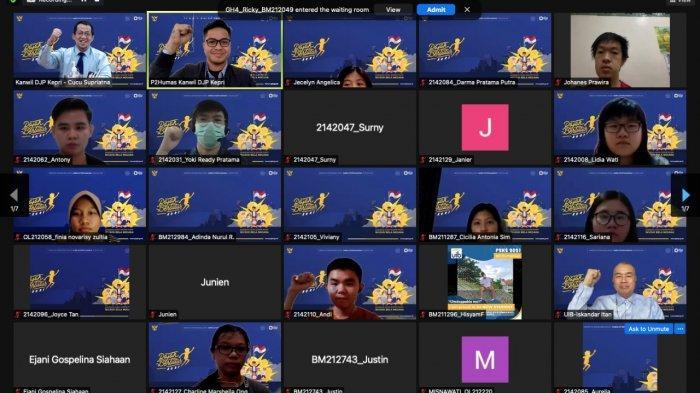 Kanwil DJP Kepri Gelar Pajak Bertutur 2021 di Batam