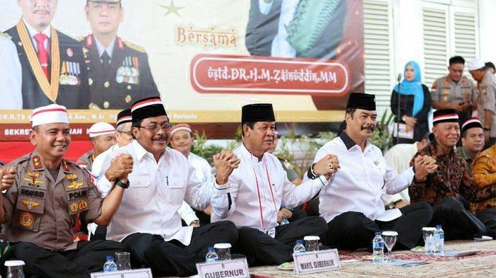 Doa Syukuran Atas Terselenggara Pemilu 2019, Nurdin: Pemilu Sudah Selesai, Mari Kita Bersatu