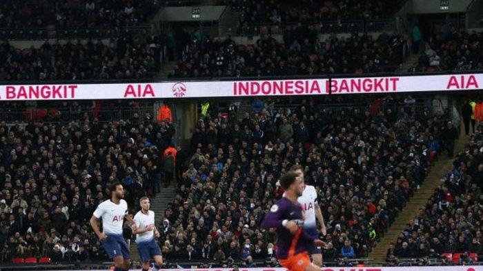 VIRAL. Pertama Kali dalam Sejarah, Azan Berkumandang di Stadion Wembley