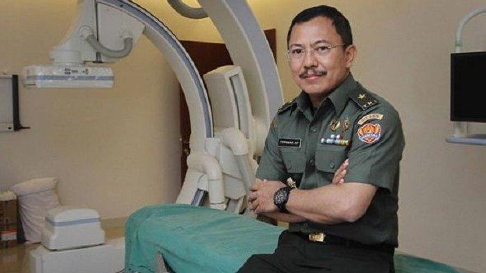 Dokter Terawan Agus Putranto Rawat Istri SBY di Singapura, Sembuhkan Pasien Pakai Metode Cuci Otak