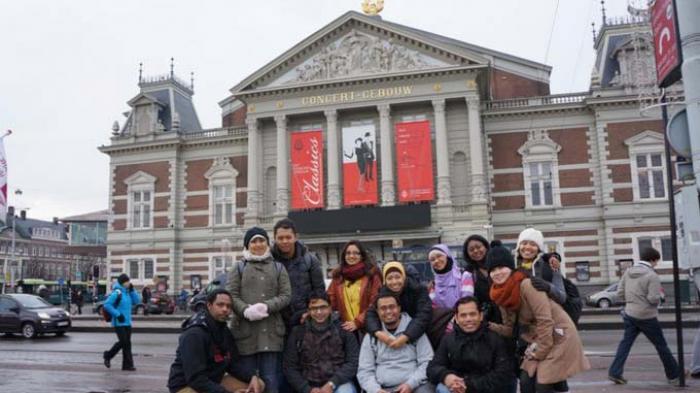 Nikmatnya Kuliah sambil Travelling di Belgia