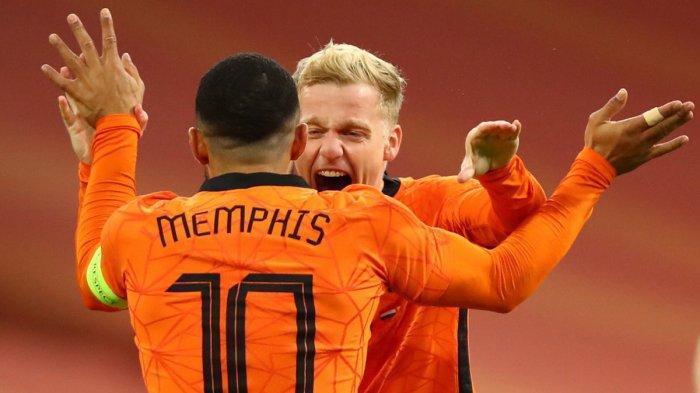 Siaran Langsung Belanda vs Ukraina EURO 2020 Malam Ini, Kick Off 02.00 WIB Live Mola TV & RCTI