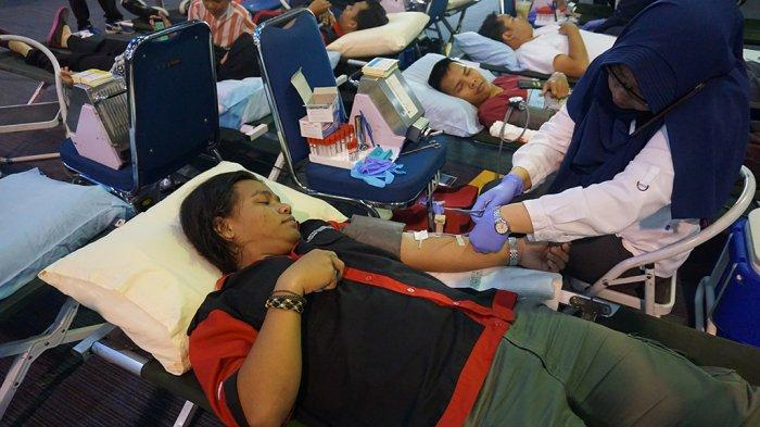 Kumpulkan 3.246 Kantong Darah, PMI Batam Apresiasi Kegiatan Donor Darah ATB