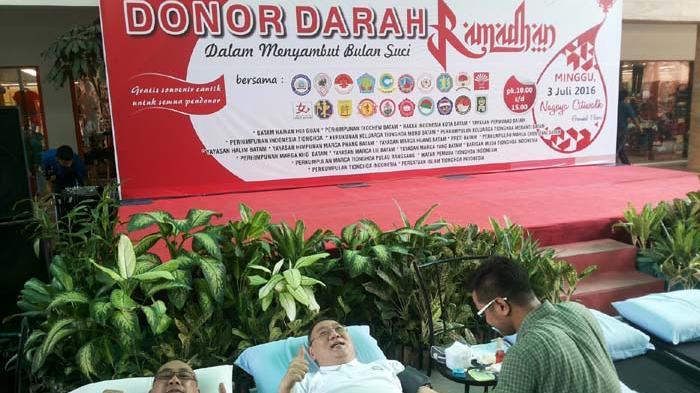 Fredy Gantikan Sudi Jabat Ketua PSMTI Tanjungpinang-Bintan