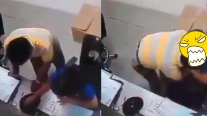 Heboh! Beredar Video Dosen Paksa Cium Mahasiswinya Sampai Nangis! Terakhir Coba Suap Korban!