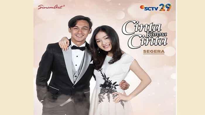 Sinopsis Sinetron Cinta Karena Cinta SCTV Hari Ini Rabu (21/8), Kemesraan Mirza-Jenar Saat Dansa