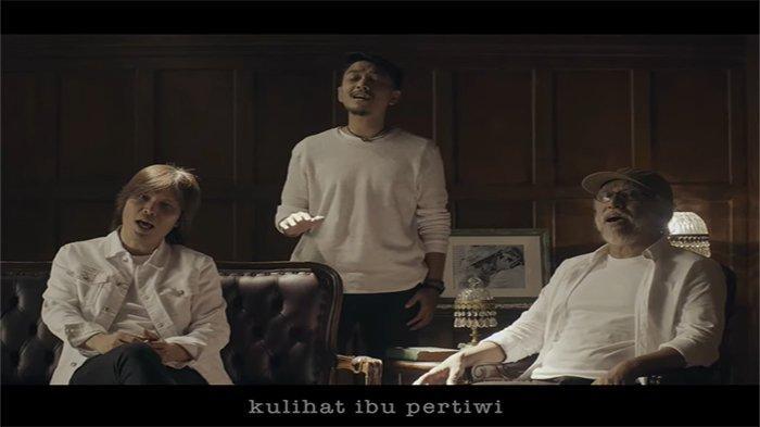 Download Lagu 'Ibu Pertiwi' Iwan Fals, Fiersa Besari dan Once Mekel, OST Film Bumi Manusia