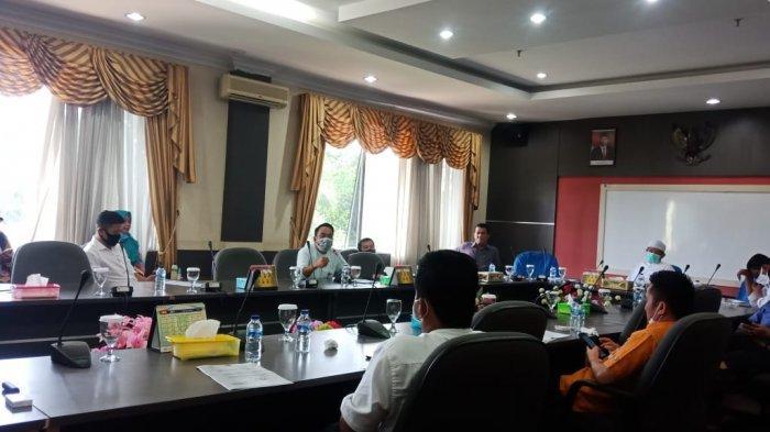 DPRD Sesalkan Sikap Wali Kota Batam Anggarkan Rp 315 M Tangani Covid-19, 'Kami Tidak Dilibatkan'