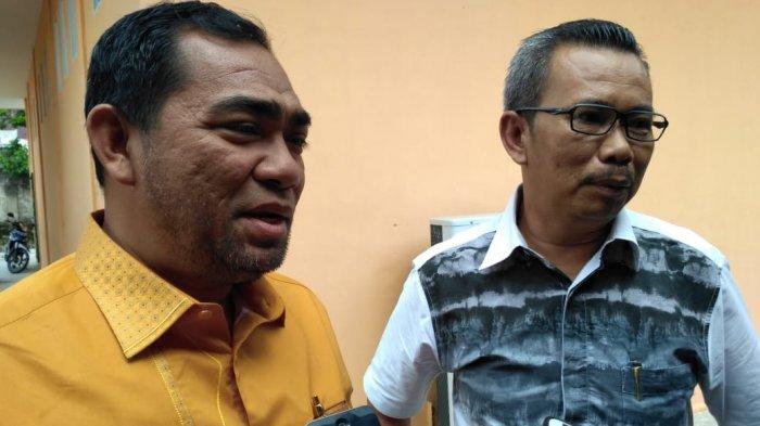 SAH! Pengambilan Sumpah Yusuf Sirat sebagai Ketua DPRD Karimun yang Baru, Senin, 5 November 2018