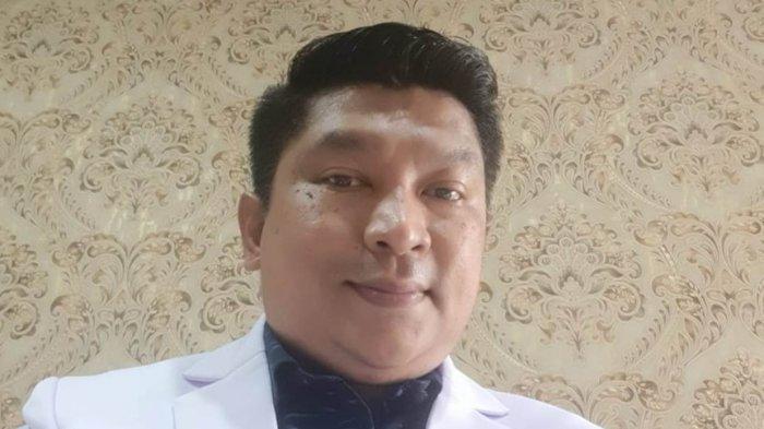 CERITA dr Tafsil di RSBP Batam Tangani Pasien Corona, Rutin Bawa Baju Ganti Sebelum Pulang
