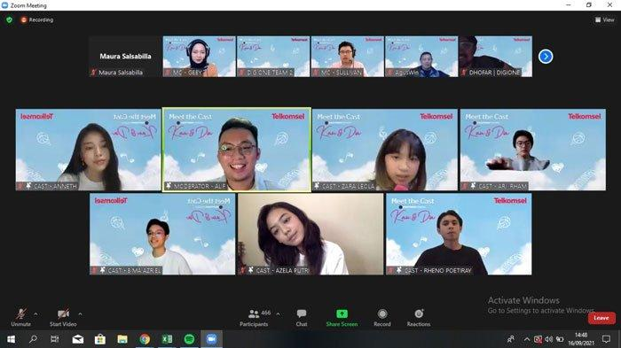 Telkomsel Rilis Drama MAXstream Terbaru, Dibintangi Wulan Guritno dan Enda Ungu