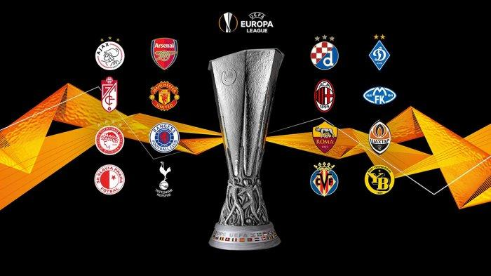 Drawing 16 Besar Liga Europa: AS Roma vs Shakhtar Donetsk, Manchester United vs AC Milan