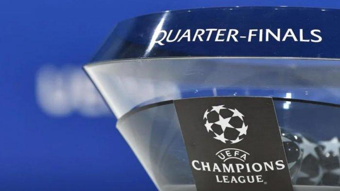 Hasil Drawing Perempat Final Liga Champions, Real Madrid vs Liverpool, Munchen vs PSG