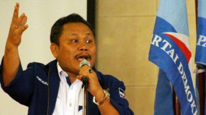 Tak Hanya Dipecat, Status Keanggotaan DPR RI Jhoni Allen Tertendang dan Digantikan PAW