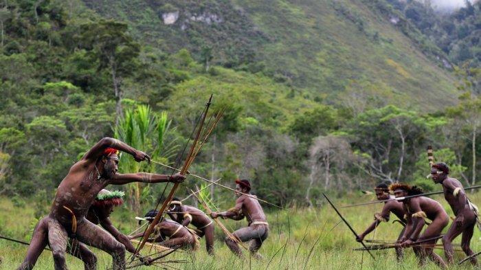 Dua Kubu di Papua Saling Serang 1 Tewas & Lainnya Luka-luka, TNI-Polri Dikerahkan Sterilisasi Massa