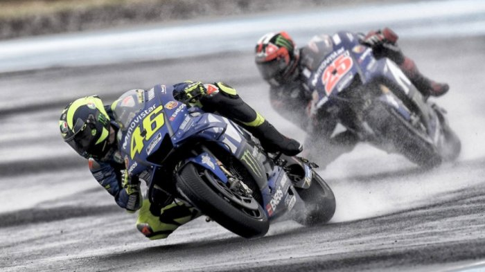 Harapan Valentino Rossi Setelah Start dari Posisi Ke-11 di MotoGP Argentina 2018
