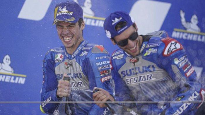 MotoGP 2020 Tinggal 3 Seri Lagi, Joan Mir Berharap Tampil Konsisten Agar Bisa Juara MotoGP 2020