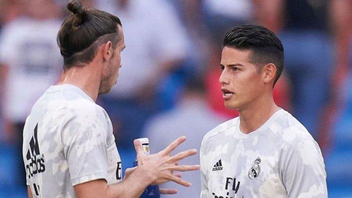 Transfer 2020 - James Rodriguez Beri Sinyal Ingin Main di Liga Inggris, Pindah ke Everton?