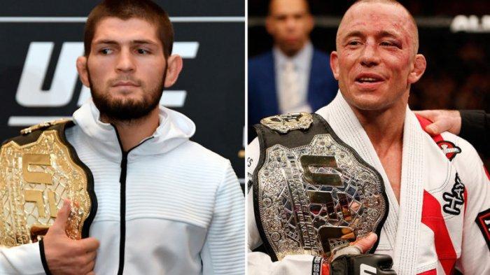 Duel Mike Tyson Vs Roy Jones Jr Sabtu 28 Vovember 2020, Legenda UFC Idaman Khabib Titip Pesan Ini