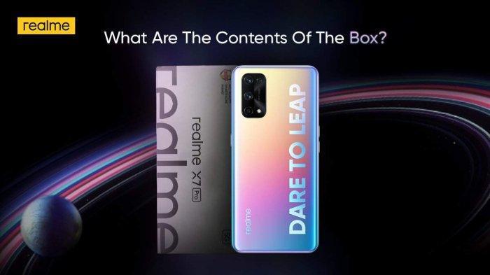 Realme Luncurkan Ponsel 5G Harga Terjangkau, Realme X7 & Realme X7 Pro
