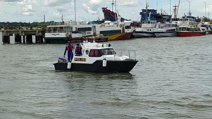 Operasi Ketupat Seligi, Polres Tanjungpinang Kerahkan 2 Kapal Jadi Posko Bergerak