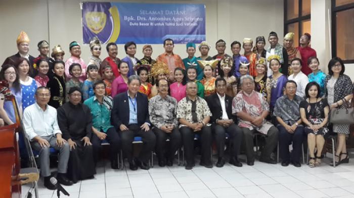 Indonesia Akan Miliki Museum Pluralisme dan Budaya di Vatikan