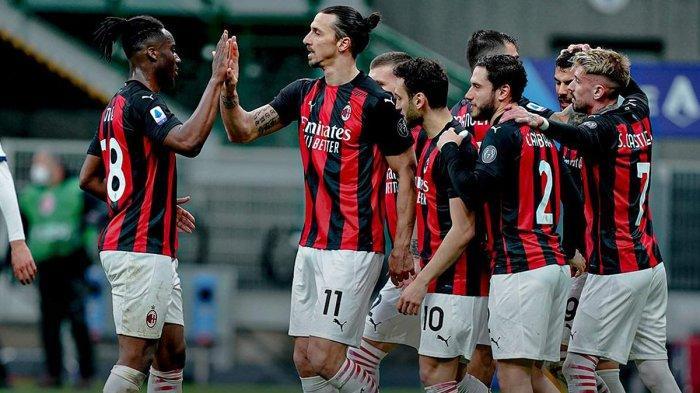 Jelang Verona vs AC Milan, Bennacer, Ibrahimovic, Mandzukic dan Calhanoglu Alami Cedera
