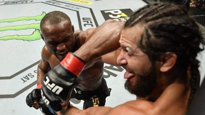 Hasil UFC 251 Kamaru Usman vs Jorge Masvidal, The Nigerian Nightmare Menang Angka Mutlak