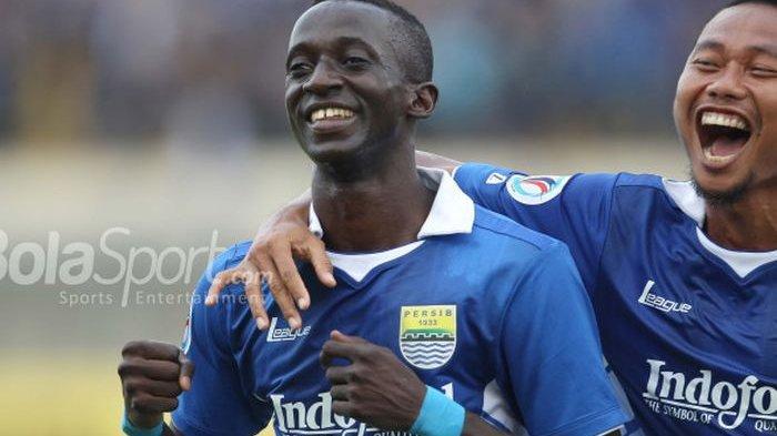 Bursa Liga 1 2020, Gagal Gabung Persib, Gelandang Arema FC Makan Konate Merapat ke Persebaya