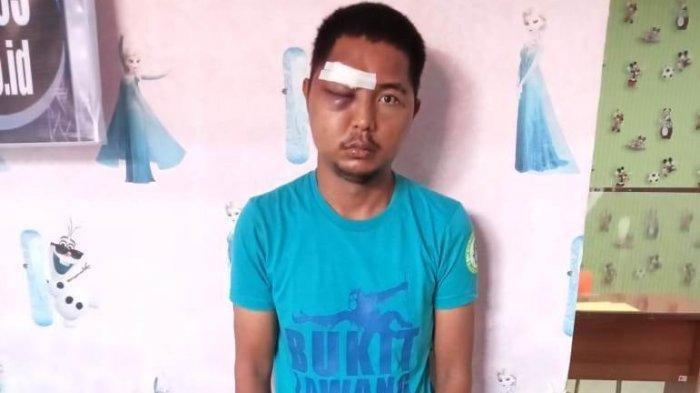Fahrizal, dukun palsu yang mencabuli tiga anak gadis di Kecamatan Hinai, Kabupaten Langkat