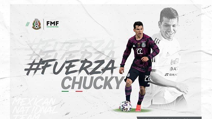 Berita Napoli - Hirving Lozano Cedera di Timnas Meksiko, Incar Emerson, Pinjam Bek Liverpool