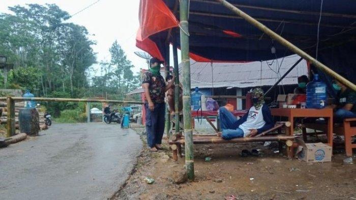 Dusun Bawahan Purbalingga Local Lockdown, Warga Diberi Sembako Rp 50 Ribu Per Hari