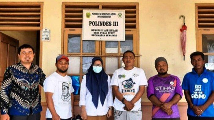 WARGA Dusun III Pulau Bukit Lingga Senang, Tak Lagi Kekurangan Bidan