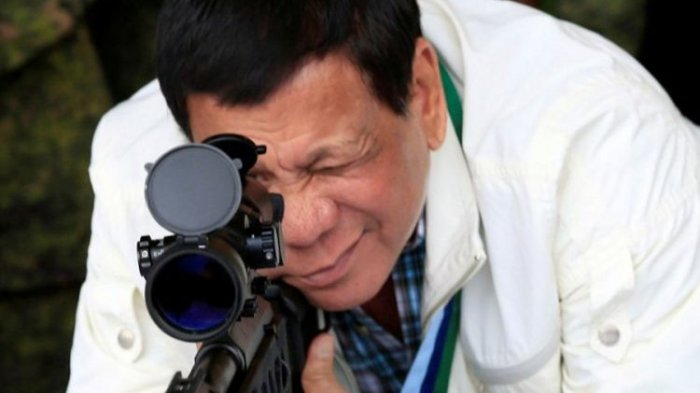 Peraturan Keras Filipina Terkait Masker, Tembak Mati Warga Membandel, Sudah Ada 1 Korban Jiwa