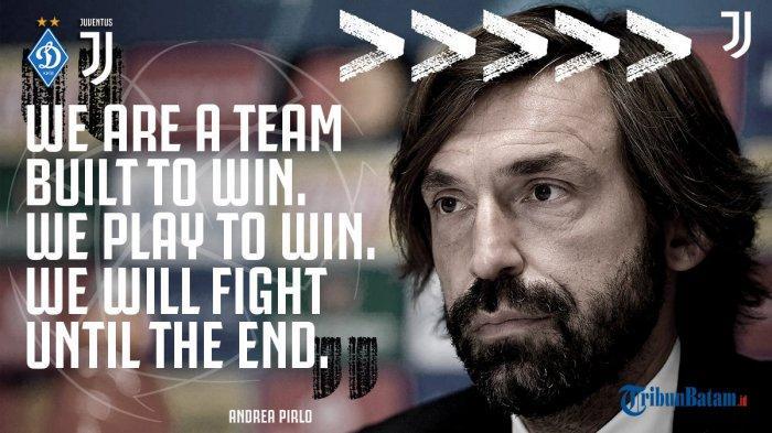 Jurus Pelatih Juventus Andrea Pirlo Redam Dynamo Kiev, Andalkan Alvaro Morata dan Dejan Kulusevski