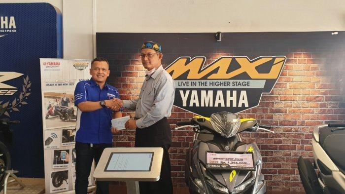 Kisah Pemenang Undian Yamaha di Batam, Belum Dapat Hadiah Tapi Sudah Ditodong Traktir Teman
