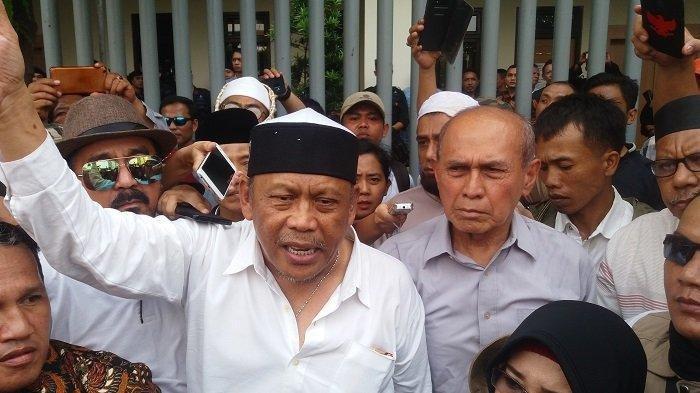 Eggi Sudjana Melawan Lewat Praperadilan, Status Tersangka Dugaan Makar Sebut People Power