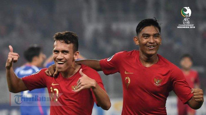 Hasil Timnas Indonesia vs Afghanistan, Egy Maulana Vikri Cetak Gol, Skuad Garuda Kalah 2-3