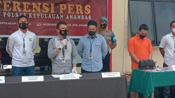 Polres Anambas Bongkar Bisnis Esek-Esek Online, Tersangka Dapat Rp 200 Ribu per Transaksi