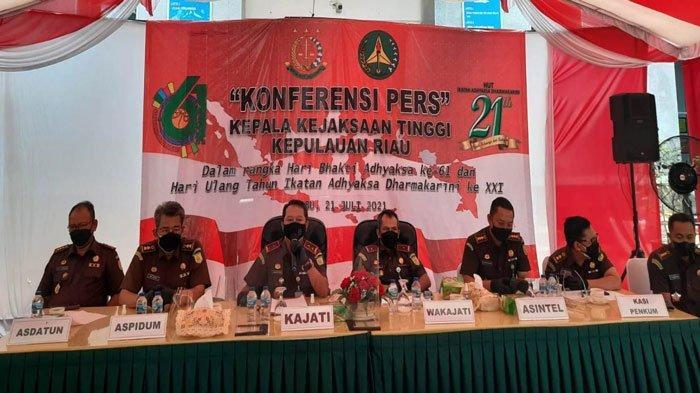Kejati Kepri Bidik PT MIPI di Bintan, Keberadaannya Sempat Didemo Massa