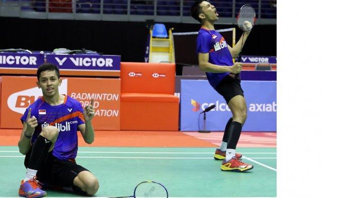 Hasil Lengkap Malaysia Masters 2019 - 21 Wakil  15 Menang, 5 Ganda Putra Sapu Bersih