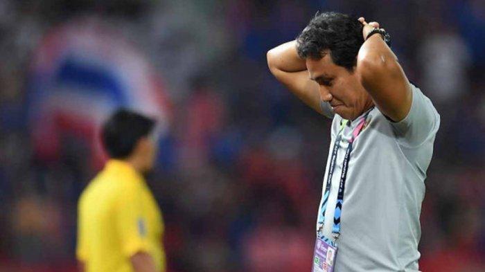 BERITA TIMNAS - Indonesia Gagal di Piala AFF 2018, Bima Sakti Nyatakan Siap Mundur. Ini Katanya