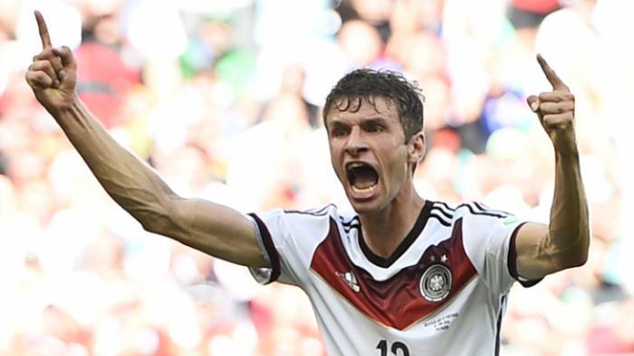 Prediksi Jerman vs Hungaria, Thomas Muller Diragukan Tampil di Laga 'Hidup Mati' Die Mannschaft