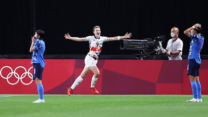 Hasil, Klasemen, Top Skor Sepakbola Wanita Olimpiade Tokyo 2020 Setelah Inggris Menang, AS Menang