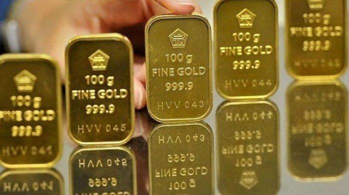 UPDATE Harga Emas Antam dan UBS di Pegadaian pada Senin (19/7): Turun Rp 7000 dari Pekan Lalu